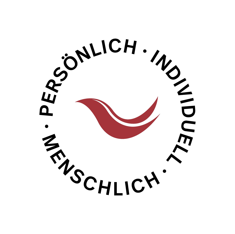 Logo Bestattungsinstitut Gehrlein in Lingenfeld, Lustadt, Schwegenheim und Germersheim - persönlich – menschlich – individuell