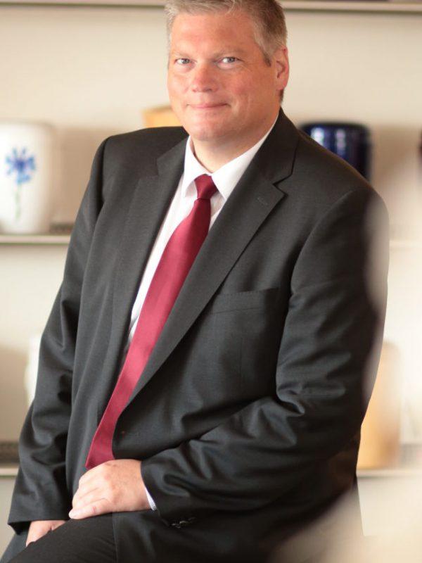Sven Gehrlein - Bestatter und Inhaber Bestattungsinstitut Gehrlein ngenfeld und Germersheim